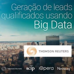 Case Thomson Reuters - Gerando Leads e aumentando as vendas!