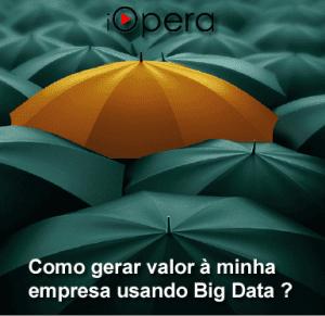 Como gerar valor à minha empresa usando Big Data ?